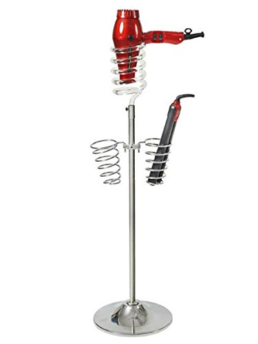 Pibbs Dryer and Curling Iron Appliance Holder on...