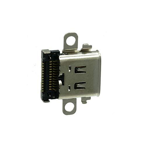 Original Ersatz Ladebuchse USB C Typ-C Sync & Power Charger Buchse für Nintendo Switch Konsole