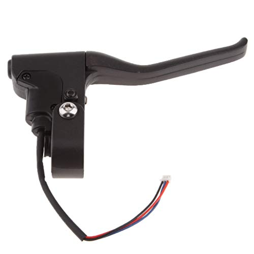 ANOKU STORE- Brake Lever Master Cylinder - Premium Left Side Lever 7/8 Inch - Perfect Brake Replacement Part For Mijia M365 Electric Scooter