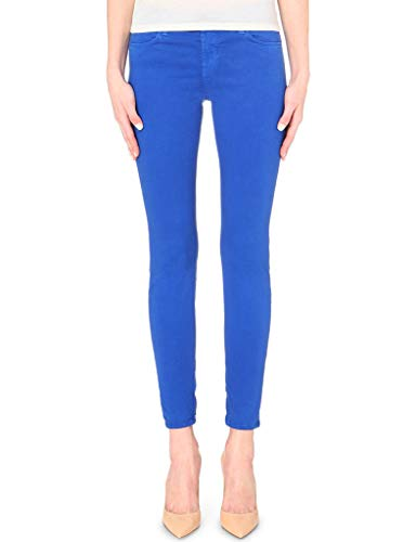 J Brand Damen Jeans Luxe Satin 8428V080 Gr. 50, electric blue