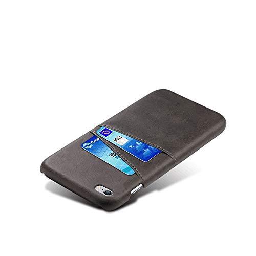 Iphone 6 / Iphone 6s skal kort färg svart