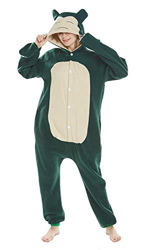 Tooplab Pijama para Animal Adultos Capucha Unicornio Ropa De Dormir Dibujos Animados Invierno Pijama…