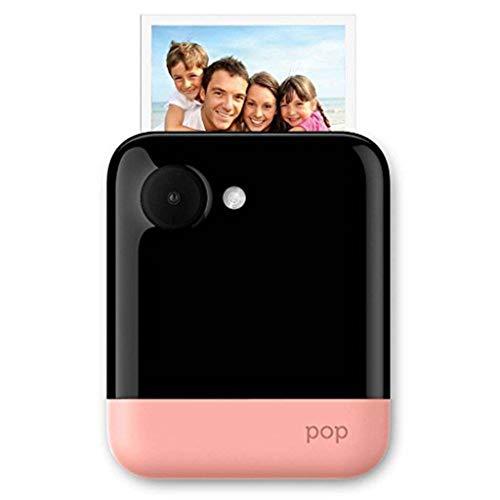 Polaroid POP 2.0 – Fotocamera digitale a stampa istantanea, con display touchscreen da 3,97 , Wi-Fi integrato, video HD da 1080p, tecnologia zero inchiostro Zink e nuova app, rosa