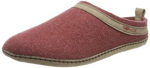 Rohde Damen Venosa Pantoffeln, Pink (Altrosa 45), 40 EU