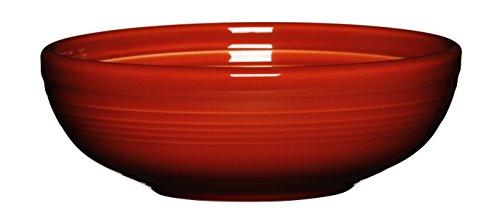 Fiesta bistro bowl Medium, 38 oz., Paprika