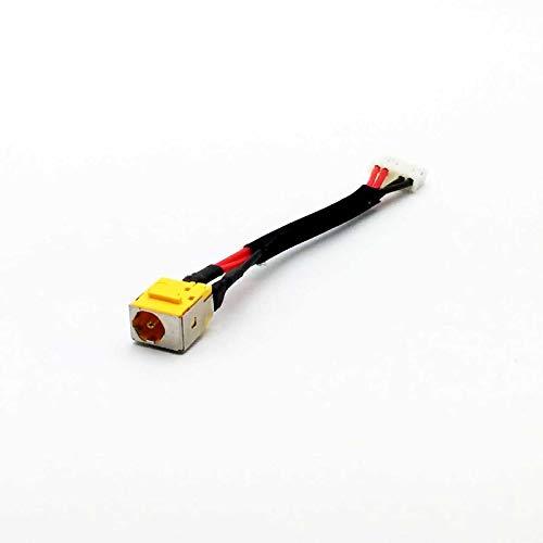 piezas-portatiles.com Conector DC Jack para Acer Extensa 5620 5620G 5620Z 5630 5630EZ...