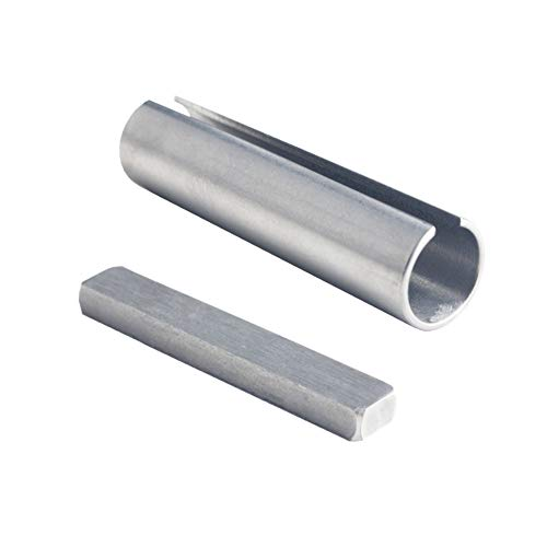 "DEWHEL 5/8"" x 3/4"" x 3"" Shaft Adapter Pulley Bore Reducer Sleeve Bushing Sheave & Key"