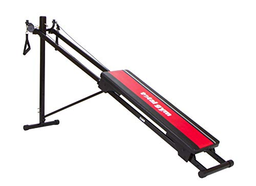 Total Gym 1100 Home Fitness Folding Full Body Workout Exercise Equipment Machine