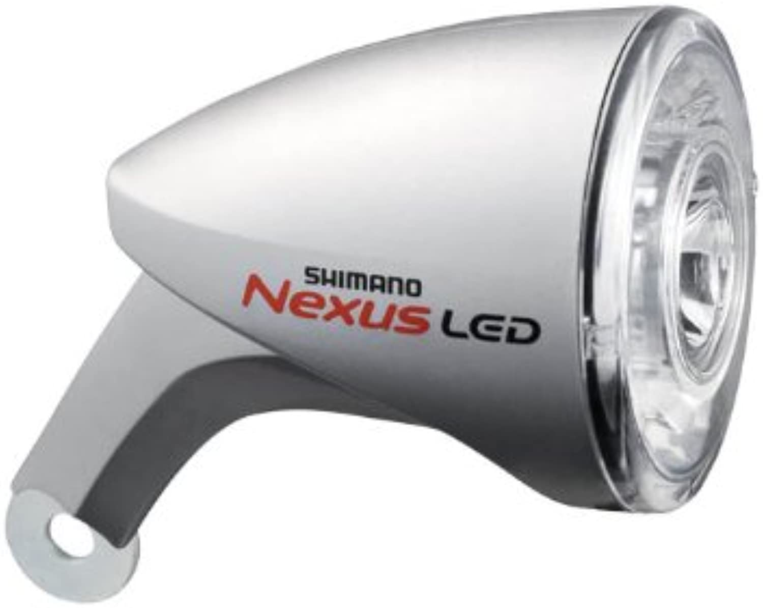 Shimano Light Reflector LPX101 J2 ALPX101J2AS for terminal silver lamp stays
