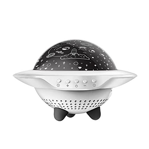 POPETPOP Lámpara de Proyección Estrella Lámpara de Iluminación Nocturna Creativa Proyector Estrellado LED Proyector de Luz Nocturna para Sala de Estar