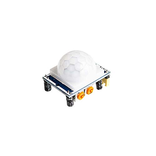 HC-SR501 PIR Infrarot-Modul/Bewegungsmelder-Sensor für Arduino & Raspberry Pi | Christian's Technikshop