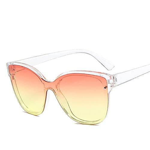 Moda Vintage Pc Frame Gafas De Sol Mujeres Hombres Anteojos Vintage Lady Lujo Diseñador Gafas De Sol Sombras Trend Eyewear 6