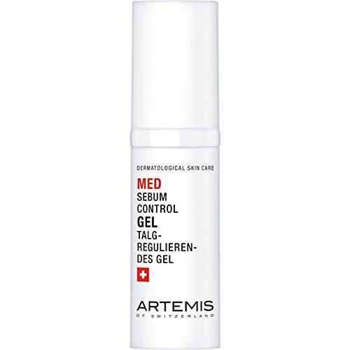 Artemis Med - Gel Regulateur de Sebum / Sebum Control Gel / Sensitive Skin / Normal to Oily 30ml