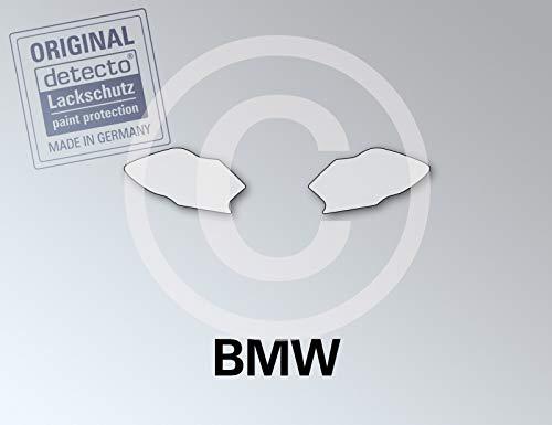 Lackschutzfolie Set 2-teilig für BMW R1200GS LC ab 2017 Farbe Lackschutzfolie transparent matt