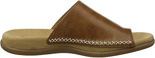 Gabor Shoes Damen Jollys Pantoletten, Braun (Peanut 24), 42 EU