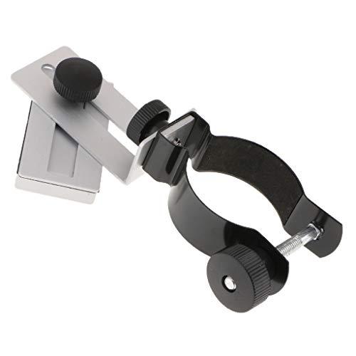 D DOLITY Universal Smartphone Teléfono Móvil Adaptador de teléfono para telescopio, telescopio, monóculo, prismáticos, microscopio