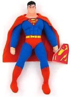 Large Superman Plush Doll - 21in Superhero Plush
