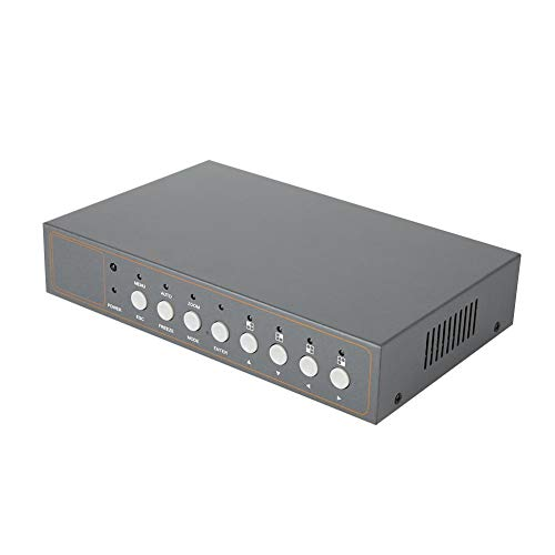 For Sale! Video Splitter, Video Selector Boxes, DC12V 1A 2W 9 Channels Video Processor Splitter Seam...