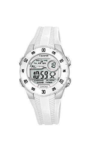 Calypso Reloj Digital para Unisex de Cuarzo con Correa en Plástico K5744/1
