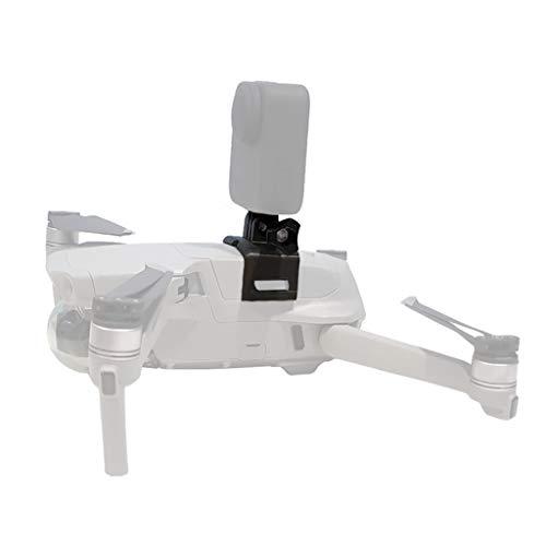 Hunpta@ Kamera Halterung für DJI Mavic Air 2, Kunststoff Erweiterungskit Kameraständer Halter Adapter für Panoramakameras Actionkameras Drohne Erweiterungs Zubehör