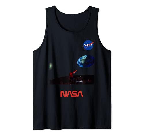 Planetario Della NASA Un Tour Del Sistema Solare Arte Regalo Canotta