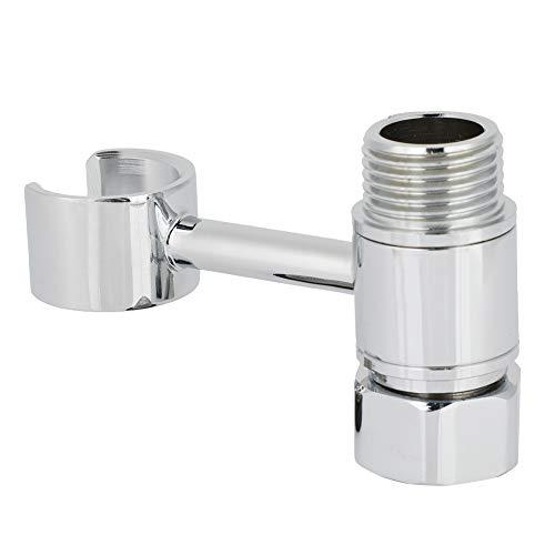 Eenvoudige Stijl Douchekop Houder, Verstelbare Koper Douche Arm Beugel Wandmontage Houder voor Toilet en Badkamer, G1/2 Schroefdraad Aansluiting