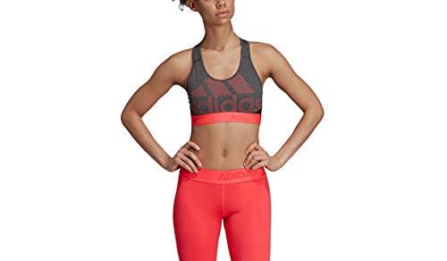 adidas Womens Drst Legging Dx3639grey/Shorered XS
