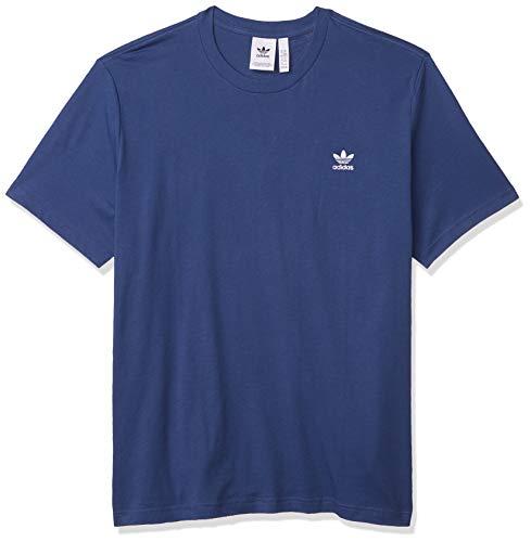 adidas Originals Men's Essential Tee Shirt, Night Marine, M/M