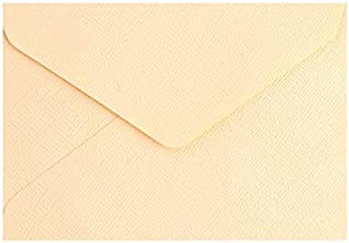 50pcs/pack C6 Retreo Window Envelopes Envelopes Wedding Party Invitation Envelope Greeting Cards Gift Envelopes (Color : 6)