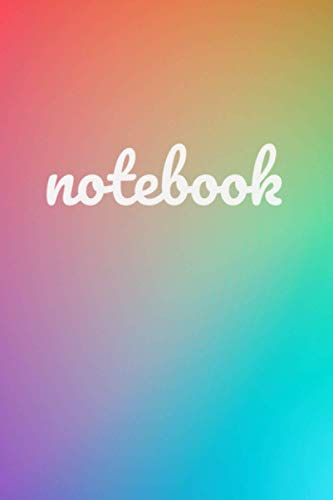 NOTE Book: Notebook for Drawing, Writing, Painting, Sketching or Doodling: , 120 Pages, 6 x 9 Paperback
