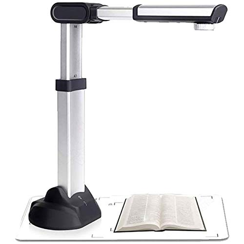 Great Features Of SHIZPHH Book & Document Camera, High Definition Professional Book Document Scanner...