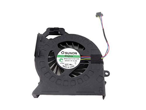 Cythonworks - Refrigerador compatible con dv6-6b09sa dv6-6b50sa HP Pavilion dv7-6102ea dv7-6101sa dv7-6102sa dv7-6b57ea dv7-6c01ea HP Pavilion DV7-6000 dv6-6070ca dv6-6047cl dv
