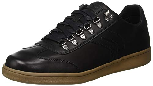 Geox U WARRENS B, Zapatillas Hombre, (Black C9999), 43 EU