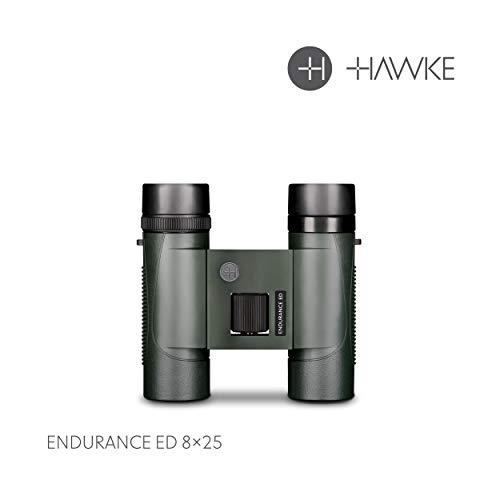 Hawke Fernglas Endurance ED 8x25 Green