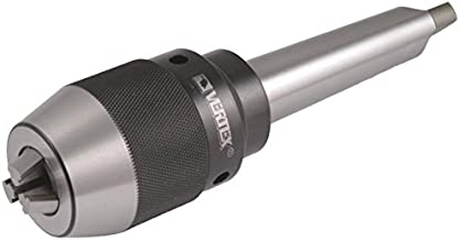 Vertex 3701-2500 0-1/2 Inch MT3 Integrated Keyless Drill Chuck