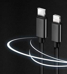 Car Charger Adaptor for Iphone 11 12/11 12 Pro/11 12 Pro Max/12 Mini/SE 2020 XR XS X 8 7/8 Plus,XS Max,2 Port Cigarette Lighter Plug:PD 3.0+ Quick Charge 3.0 With 1M Fast Charging Cable,
