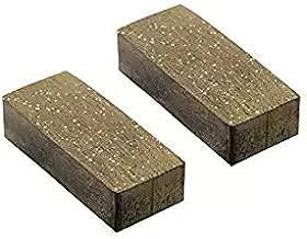 KUANG 2 PK BRAKE PAD, FITS FOR PEERLESS MURRAY TORO CRAFTSMAN 799021 790006