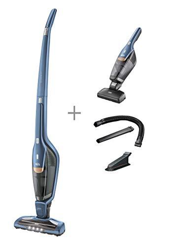 AEG CX7-2-I360 2in1 Akku-Handstaubsauger, plastic, Blau