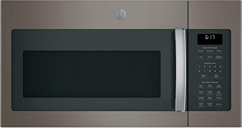 GE JVM6175EKES 30' Over-the-Range Microwave Oven in Slate