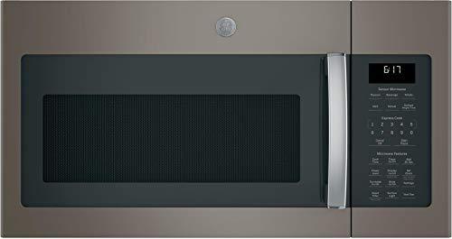 "GE JVM6175EKES 30"" Over-the-Range Microwave Oven in Slate"