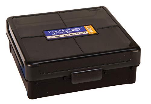 Frankford Arsenal - Cajas de munición con bisagra para almacenamiento y organización de municiones