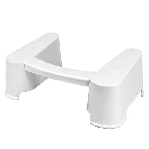 Household Necessities/badkamerkast, toiletkruk, kunststof, voetslip, gewicht 100 kg, kogellagers 56.3CM*36.9CM*19.7CM Wit