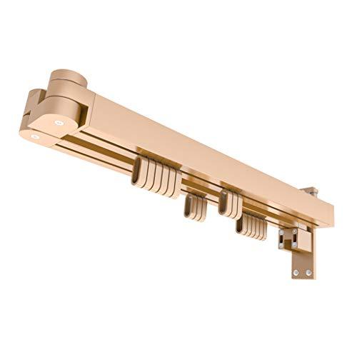 Tendedero Tenderete Ropa Ropa Plegable Vertical Plegado Multifuncional Balcon (Color : Silver,...