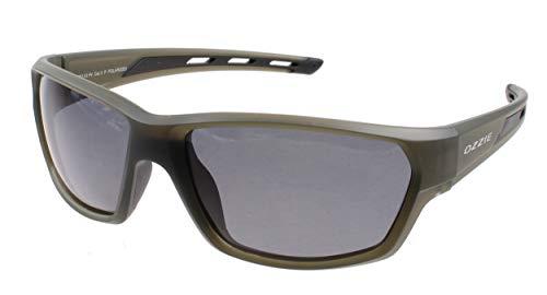 Ozzie Sonnenbrille Sportunisex Kat.3 rechteckig grau
