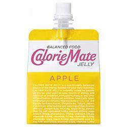 大塚製薬 カロリーメイトゼリー アップル味 215gパウチ×24本入