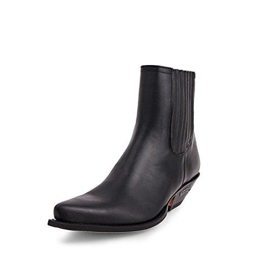 Sendra Boots 1692 Cuervo Pull Negro-42