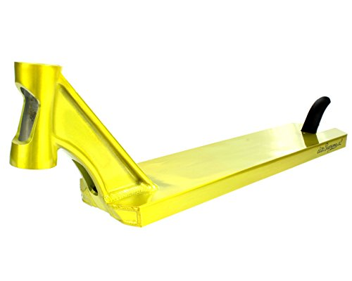 Elite Supreme V2 Scooter Deck (22' - Oro)