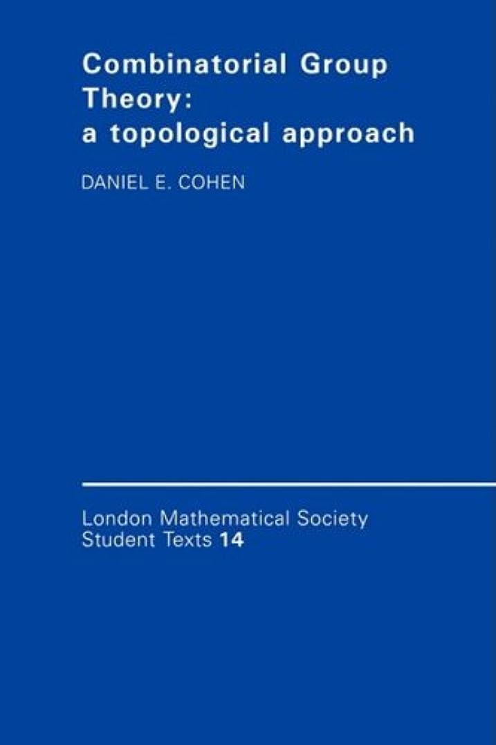 ケニア変える書誌Combinatorial Group Theory: A Topological Approach (London Mathematical Society Student Texts)