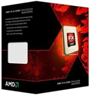 AMD Fx. 8350 Octa. Core (8 Core) 4 Ghz Processor Socket Am3+Retail Pack 8 Mb 8 Mb Cache Yes 4.20 Ghz Overclocking Speed 32...