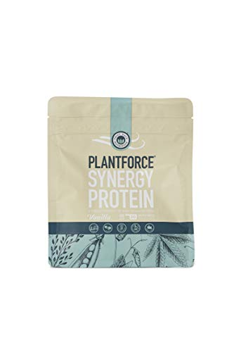 THIRD WAVE NUTRITION Plantforce Synergy Vanilla 400g (PACK OF 1)
